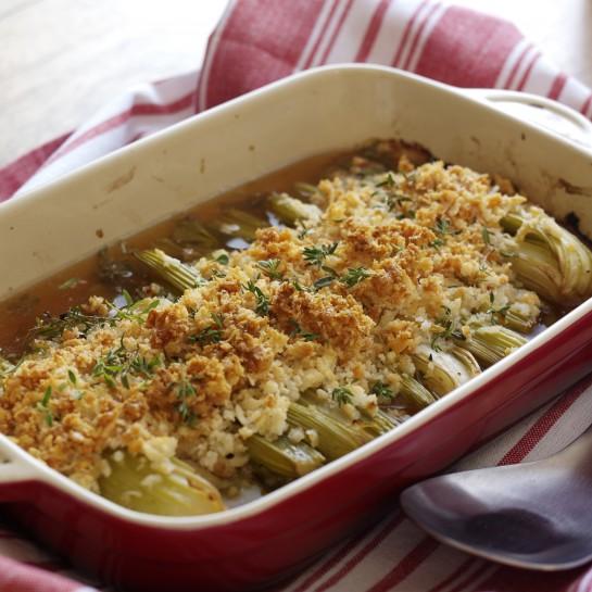 cider roast celery recipe