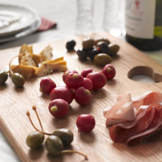 italian radish apertivo
