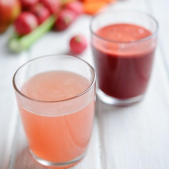root radish juice