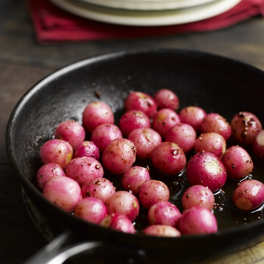caramelised radish recipe