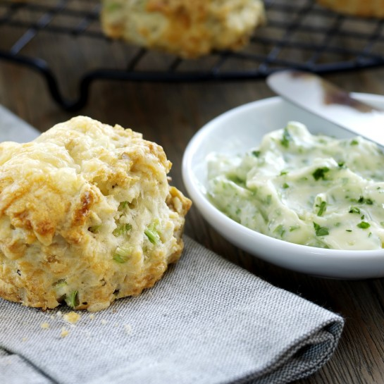 cheese and celery scone recipe